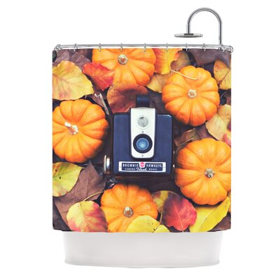 The Four Seasons Fall Shower Curtain