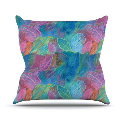 Rabisco Throw Pillow Size: 18 H x 18 W