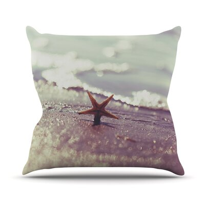 You Are A Star Throw Pillow Size: 26 H x 26 W