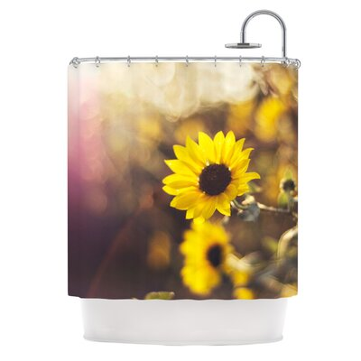 Magic Light Shower Curtain