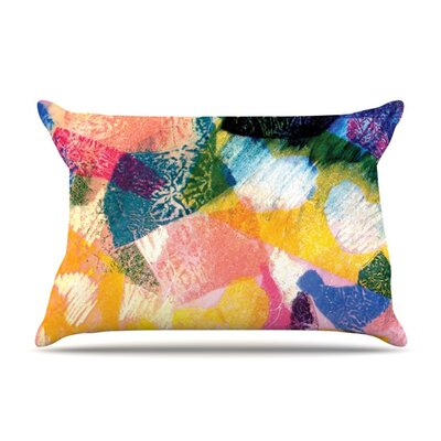Texture by Louise Machado Featherweight Pillow Sham Size: Queen, Fabric: Woven Polyester