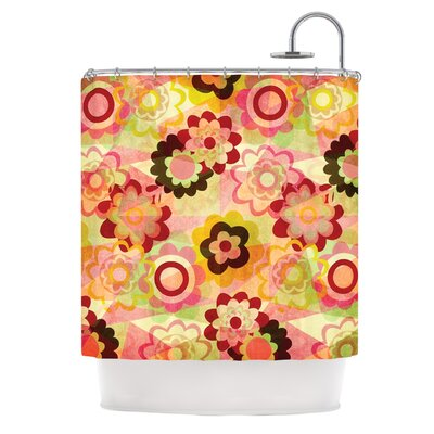Colorful Mix Shower Curtain