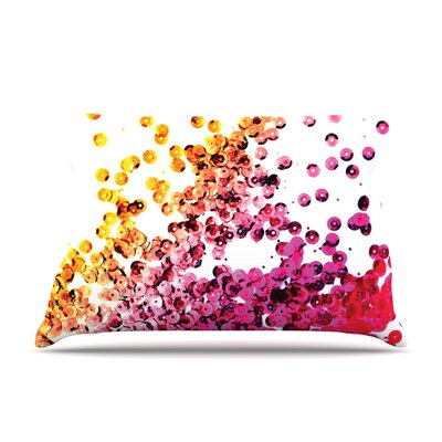 Pillow Case Size: King, Color: Balance Purple