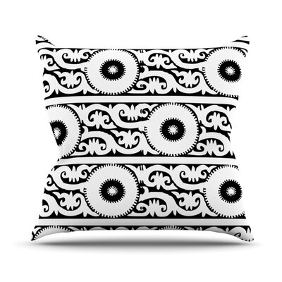 Samarkand Throw Pillow Size: 26 H x 26 W