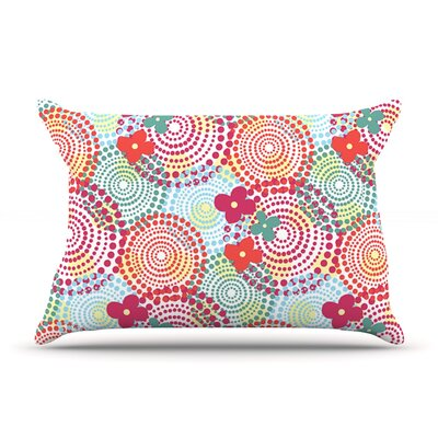 Balls by Louise Machado Featherweight Pillow Sham Size: King, Fabric: Woven Polyester