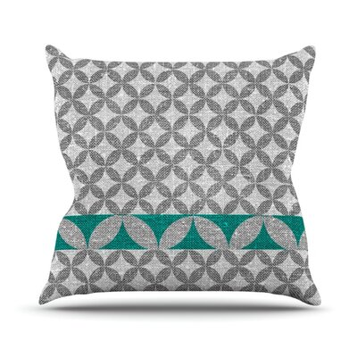 Diamond Throw Pillow Size: 18 H x 18 W