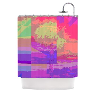 Impermiate Poster Shower Curtain