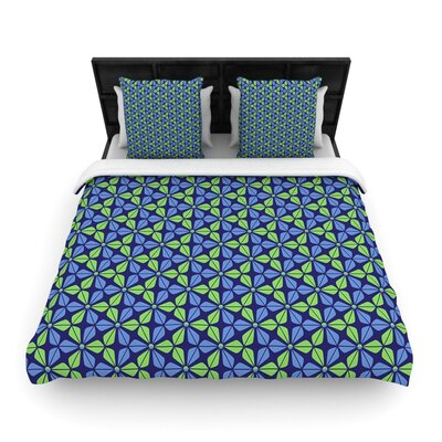 Infinite Flowers Blue Bedding Collection