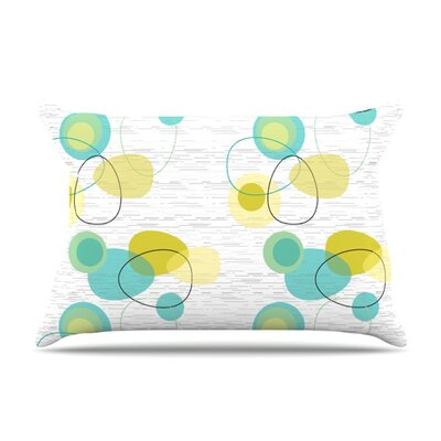 Vaniretro by Nina May Featherweight Pillow Sham Size: Queen, Fabric: Woven Polyester