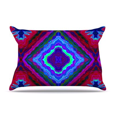 Kilim by Nina May Featherweight Pillow Sham Size: King, Fabric: Woven Polyester