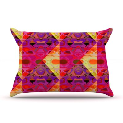 Allicamohot by Nina May Featherweight Pillow Sham Size: Queen, Fabric: Woven Polyester
