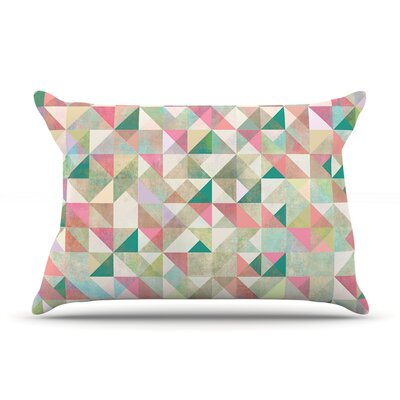 Graphic 75 by Mareike Boehmer Featherweight Pillow Sham Size: King, Fabric: Woven Polyester