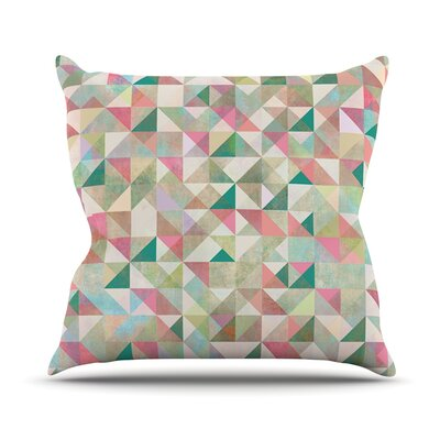 Graphic 75 by Mareike Boehmer Throw Pillow Size: 20 H x 20 W x 4 D