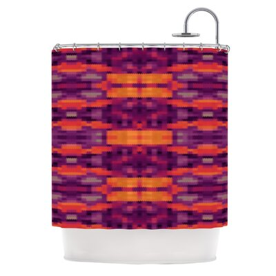 Medeaquilt Shower Curtain