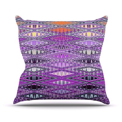 Orche Kilim Throw Pillow Size: 26 H x 26 W
