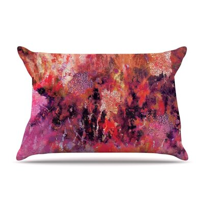 Indian City by Nikki Strange Featherweight Pillow Sham Size: King, Fabric: Woven Polyester