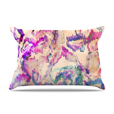Weirdi Kat by Nikki Strange Featherweight Pillow Sham Size: King, Fabric: Woven Polyester