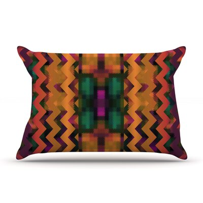 Harvesta by Nina May Featherweight Pillow Sham Size: Queen, Fabric: Woven Polyester