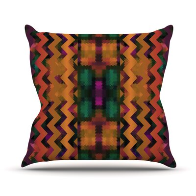 Harvesta Throw Pillow Size: 18 H x 18 W