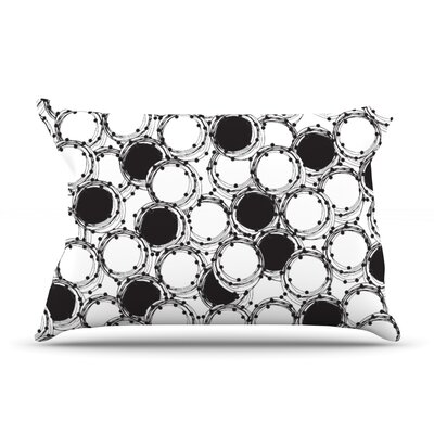 Nandita Singh Beaded Bangles Pillow Case