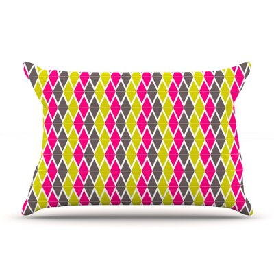 Bohemian by Nandita Singh Featherweight Pillow Sham Size: Queen, Fabric: Woven Polyester