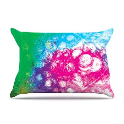 Nastalgia by Mary Bateman Featherweight Pillow Sham Size: King, Fabric: Woven Polyester