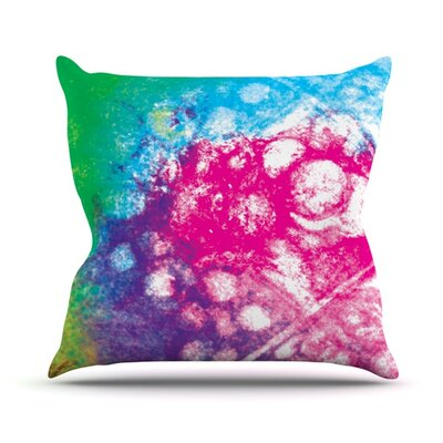 Nastalgia Throw Pillow Size: 26 H x 26 W