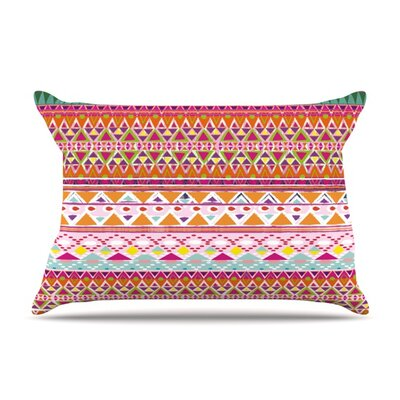 Chenoa by Nika Martinez Featherweight Pillow Sham Size: Queen, Fabric: Woven Polyester