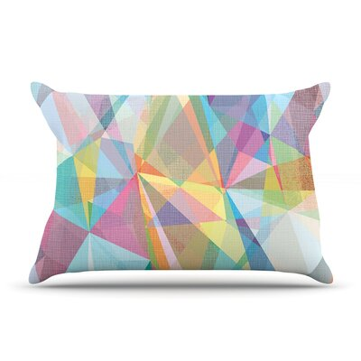 Mareike Boehmer Graphic 32 Rainbow Abstract Pillow Case