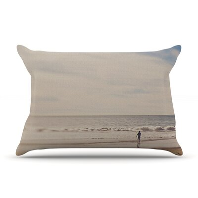 Ritual by Myan Soffia Featherweight Pillow Sham Size: Queen, Fabric: Woven Polyester