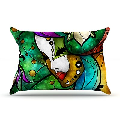 Nola Pillow Case Size: Standard