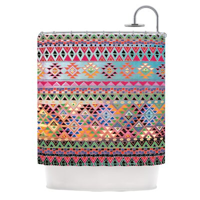 Tribal Native Shower Curtain