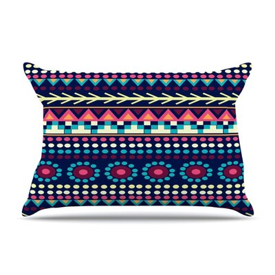 Aiyana by Nika Martinez Featherweight Pillow Sham Size: Queen, Fabric: Woven Polyester