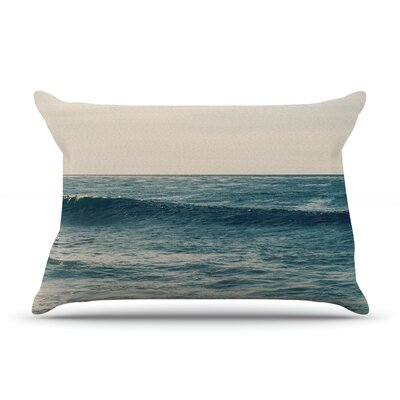 Balance by Myan Soffia Featherweight Pillow Sham Size: King, Fabric: Woven Polyester