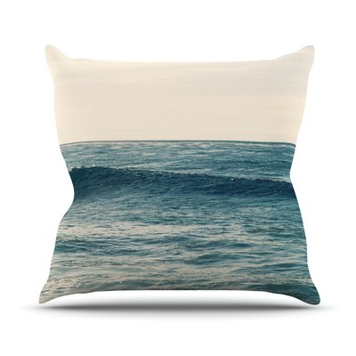 Balance by Myan Soffia Throw Pillow Size: 18 H x 18 W x 3 D