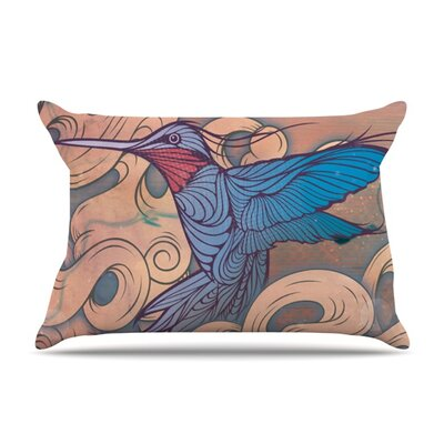 The Aerialist by Mat Miller Featherweight Pillow Sham Size: Queen, Fabric: Woven Polyester