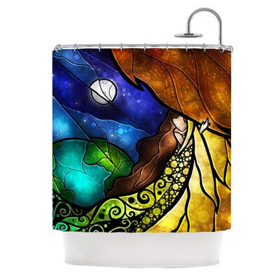 Psalms Shower Curtain