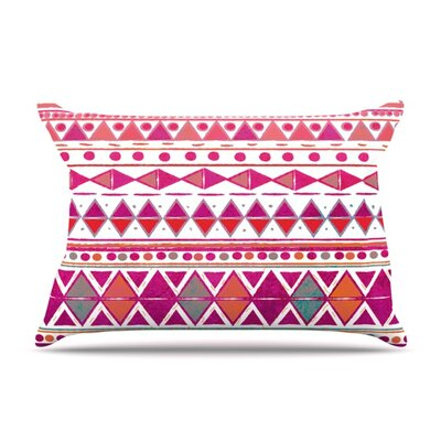 Summer Breeze by Nika Martinez Featherweight Pillow Sham Size: King, Fabric: Woven Polyester
