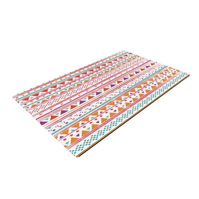 Native Bandana Area Rug Rug Size: 4 x 6