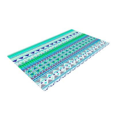 Nika Martinez Chenoa Emerald Area Rug Rug Size: 4 x 6