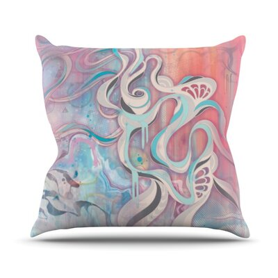 "Kess InHouse Tempest Outdoor Throw Pillow - Size: 18"" H x 18"" W x 3"" D at Sears.com"