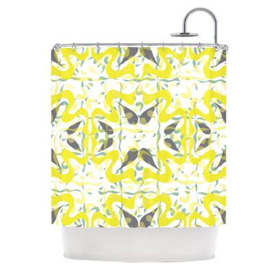 Azulejos Shower Curtain