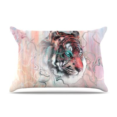 Illusive by Nature by Mat Miller Featherweight Pillow Sham Size: King, Fabric: Woven Polyester