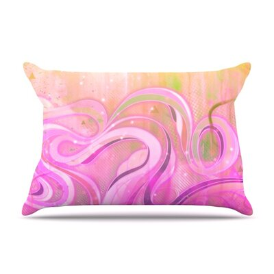 Cascade Pillow Case Size: King
