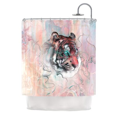 Illusive by Nature Shower Curtain