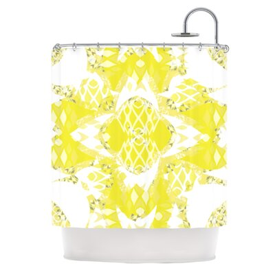 Citrus Spritz Shower Curtain