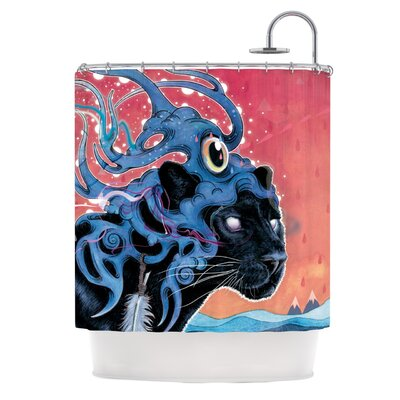 Farseer Shower Curtain