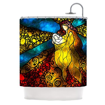 What Child is This Shower Curtain
