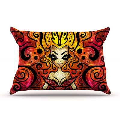 She Devil Pillow Case Size: King