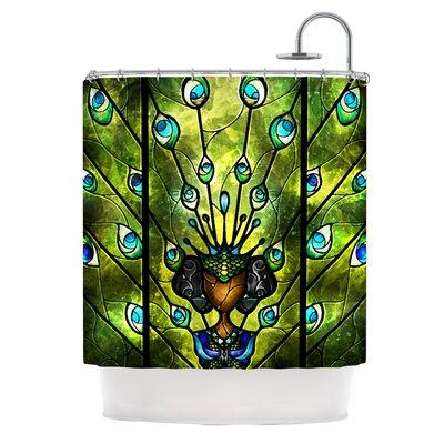 Angel Eyes Shower Curtain